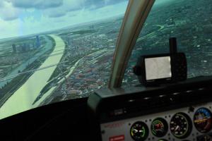 ViennaFlight - Hubschrauber Bell 206