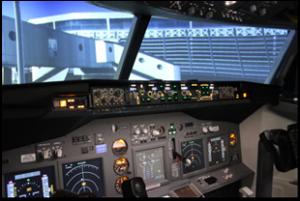 boeing 737 simulator 1klein