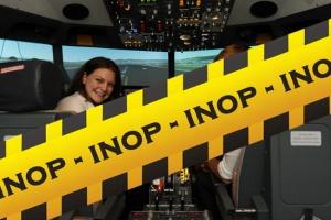 ViennaFlight-Boeing-737-800-NG - INOP
