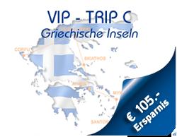 Vip-Trip-Griechische Inseln