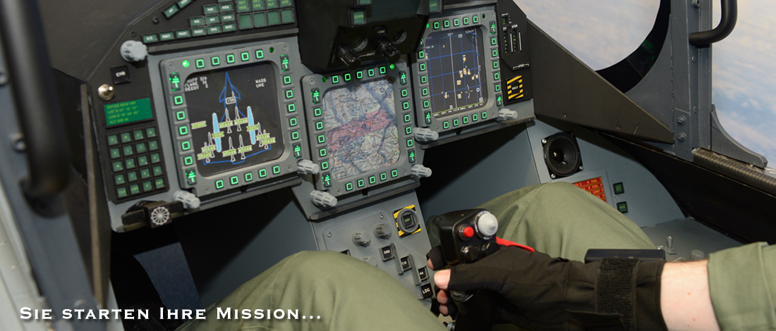 ViennaFlight Eurofighter Typhoon Simulator 07